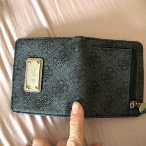 Guess wallet womens